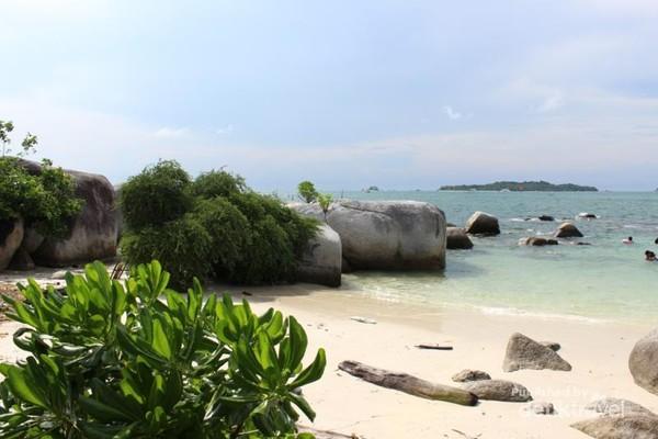 Wisata Ke Pantai Tanjung Ru Sadai