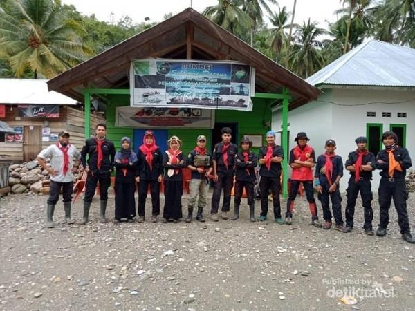 Base Camp PALEM desa Tinukari Kolut