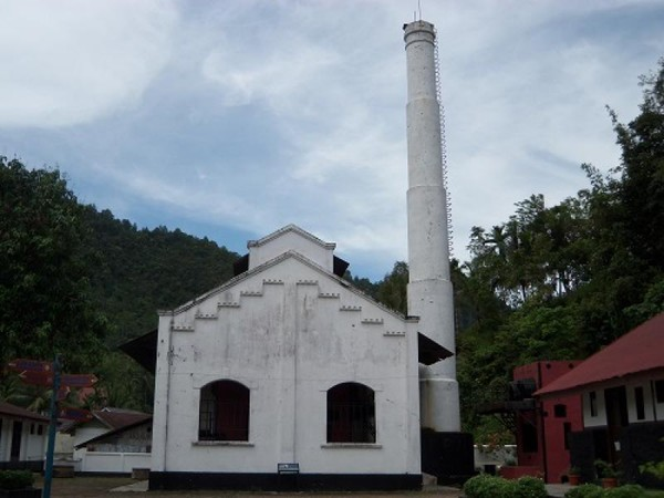 Museum Goedang Ransum - Sawahlunto