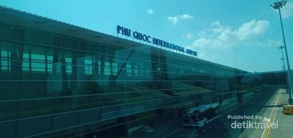 Phu Quoc International Airport.