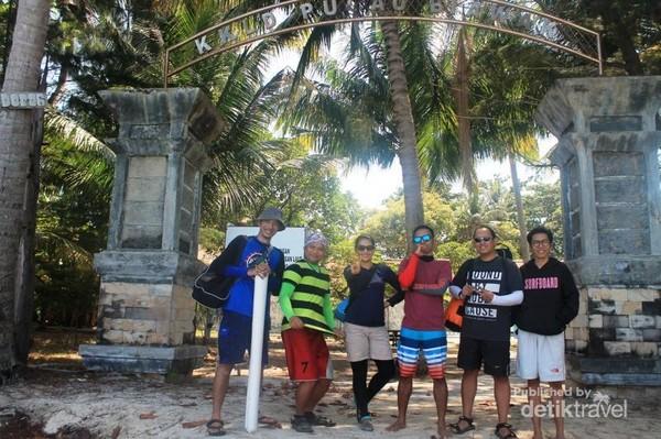 Gerbang Pulau Biawak