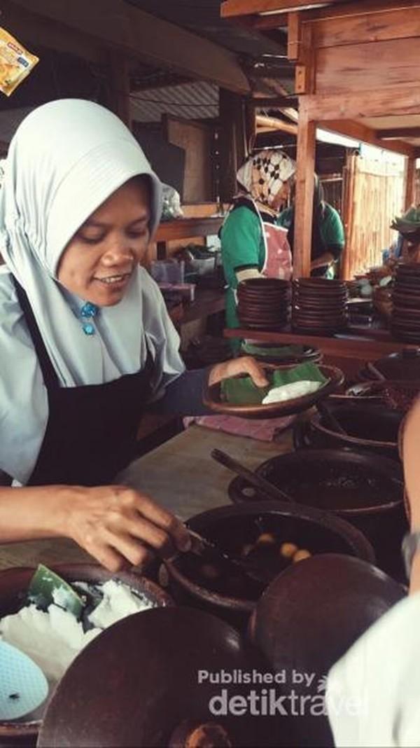 Makanannya tradisional Jawa