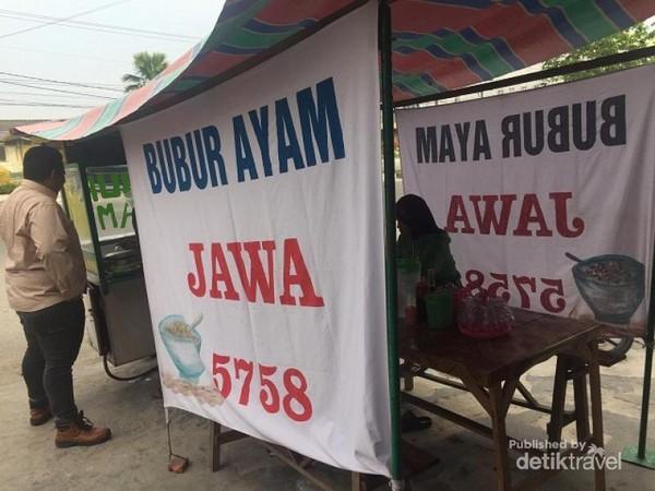 bubur ayam Jawa, Rasa selalu menggoda untuk dinikmati