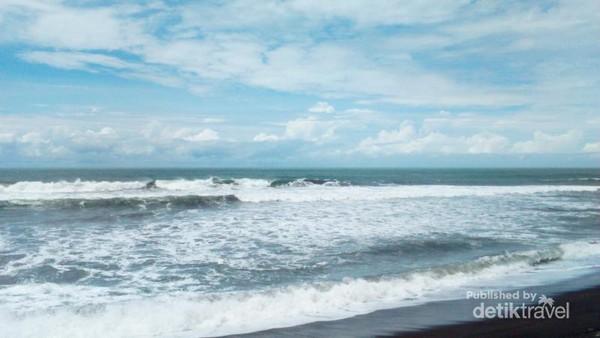 Ombak pantai selatan