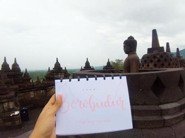 Candi Borobudur, Magelang, Jawa Tengah