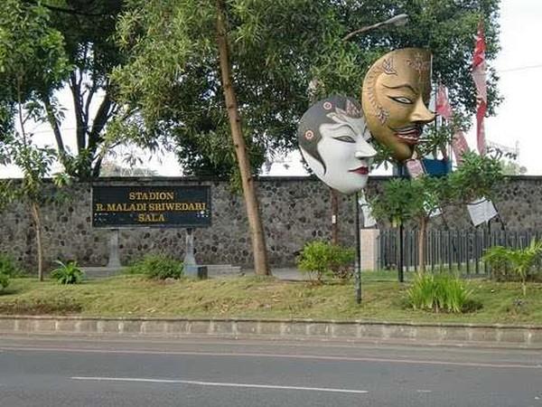 Spirit Of Java Di Solo City Walk