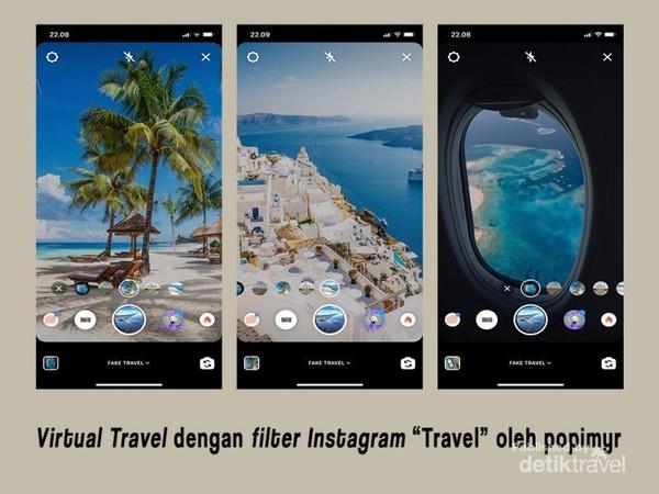 Filter Instragram Travel oleh popimyr
