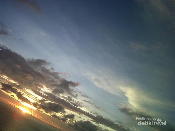 Sampai jumpa esok pagi, Matahari!!!