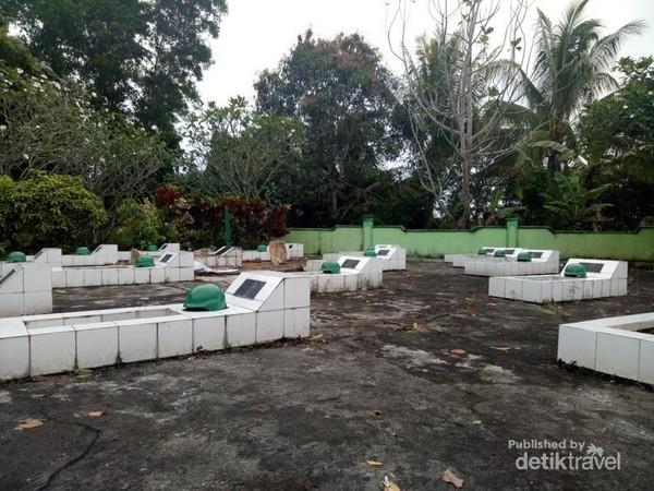 Makam Pahlawan Telabang Bangsa