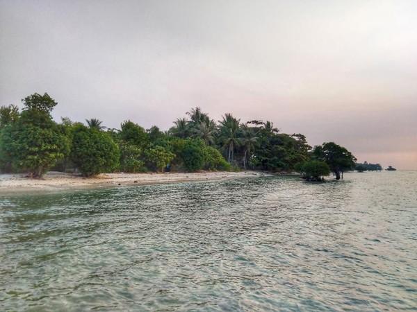 Tak Perlu Waktu Lama Liburan Ke Pulau Tunda