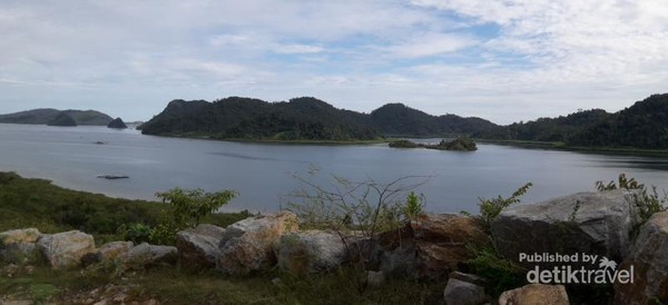 Jejeran pulau-pulau