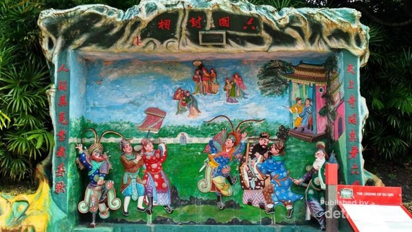 The Legend of Su Qin
