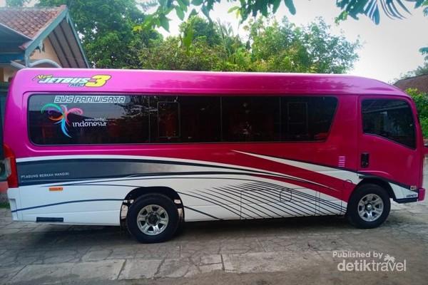 Jangan sampai salah memilih kendaraan saat melancong di Yogyakarta.