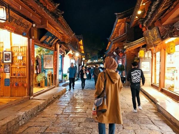 Lijiang Ancient Town begitu memikat