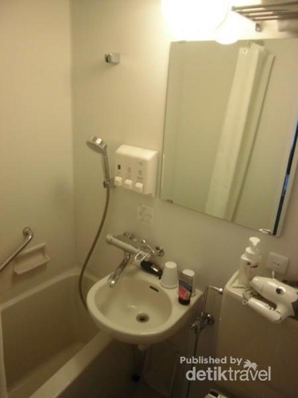 Toiletnya Bersih
