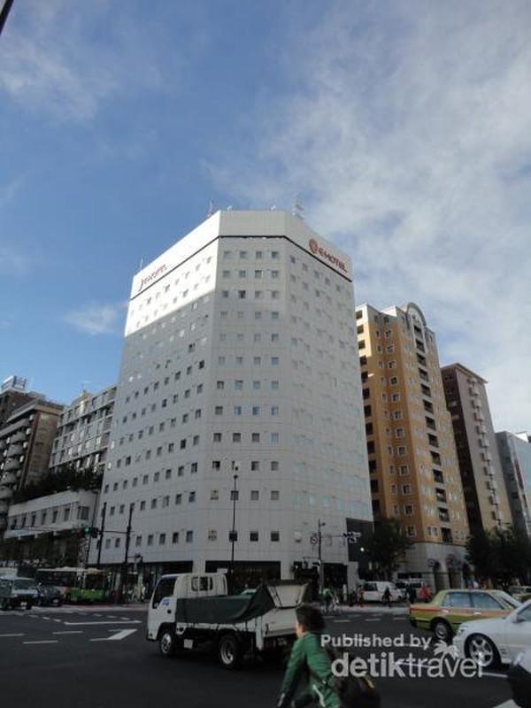 E-Hotel di Higashi Shinjuku