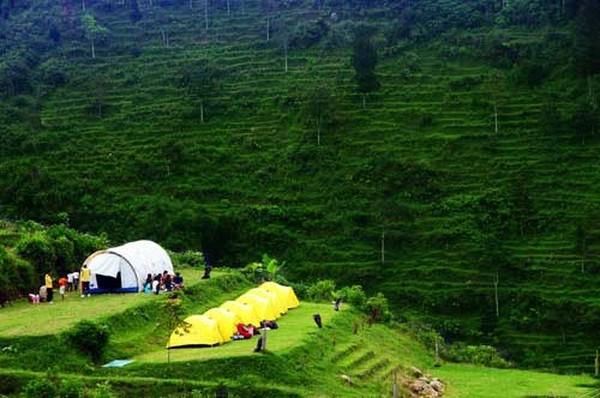 Camping ground (Umbul Sidomukti)