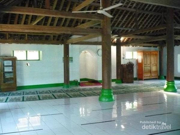 Masjid ini unik