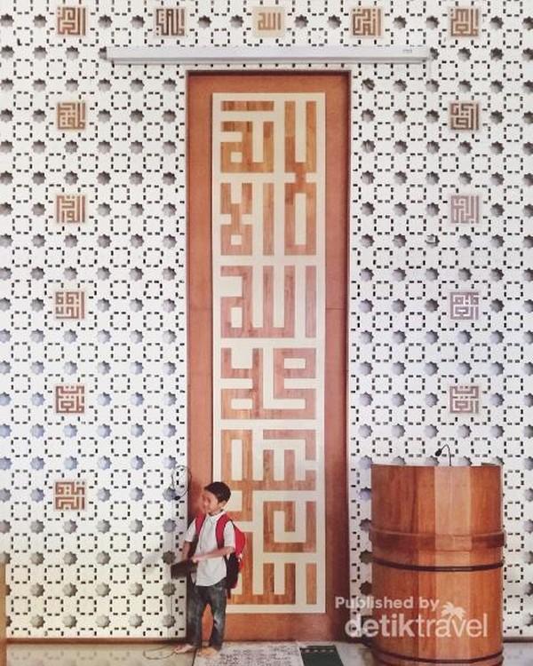 Masjid Ash-Shiddiiqi Yogyakarta.