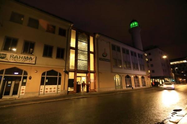 The Islamic Cultural Center (ICC) Masjid Pertama di Norwegia