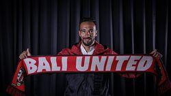 Anomali Bali United, Boyong Pemain Asing Si Pencetak Gol Tangan Tuhan