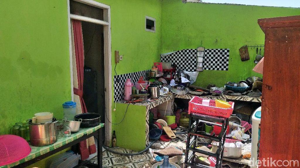 Dihantam Puting Beliung, Puluhan Rumah di Pandeglang Rusak