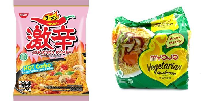 Ini 5 Mie Instan Populer Jepang yang Bisa Dibeli di Indonesia