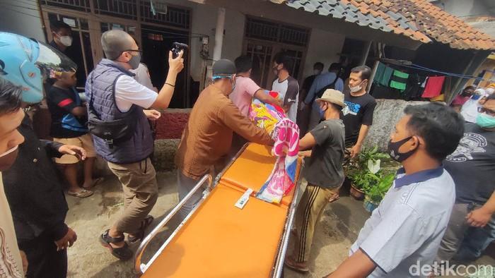 Keracunan Oncom di Cianjur