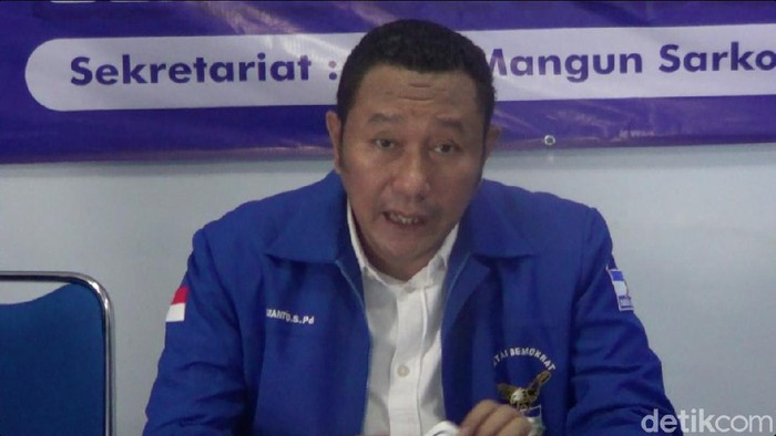 Ketua DPC Partai Demokrat Trenggalek Mugianto
