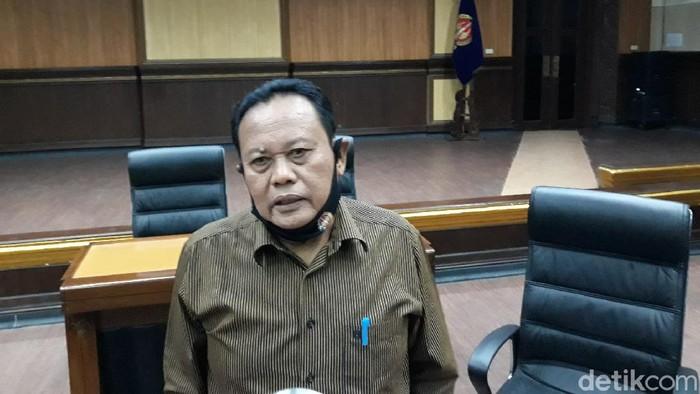 Ketua DPRD DIY, Nuryadi, Kamis (4/2/2021).