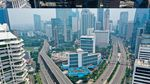Potret Wacana Lockdown Jakarta di Akhir Pekan yang Tiru Turki