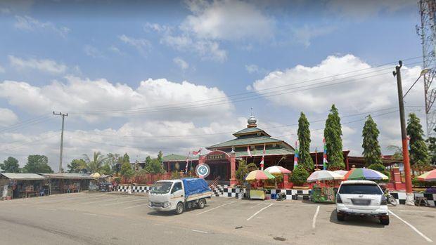 Masjid Cheng Ho Kutai Kertanegara