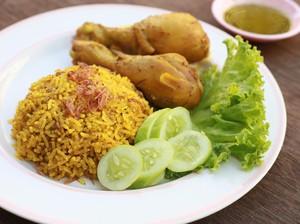 Resep Nasi Kebuli Ayam yang Harum dan Gurih Mengenyangkan