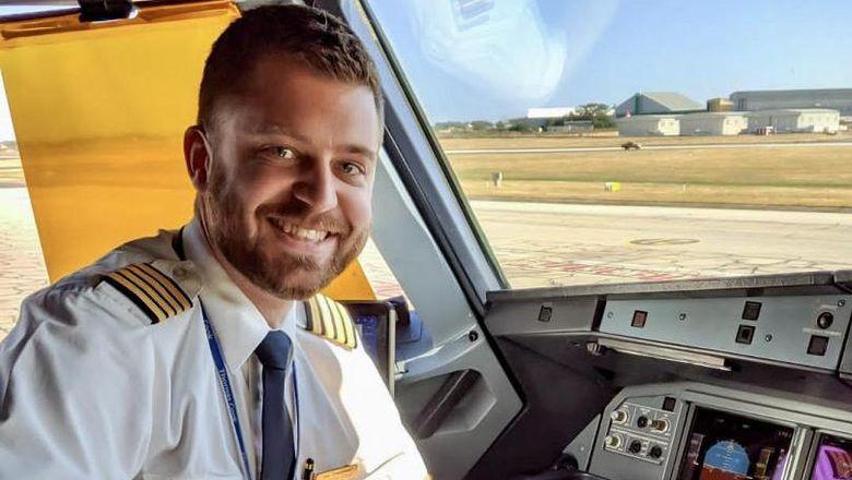 Joe Townshend, pilot Thomas Cook kena PHK