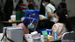 Update Vaksinasi COVID-19: 28 Februari, Penerima Dosis 1 Sudah 1.691.724