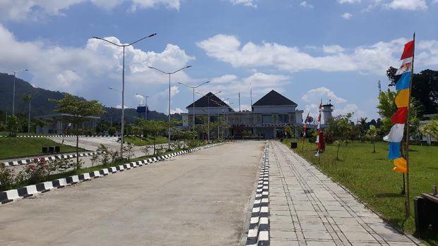 Skouw Perbatasan RI-PNG