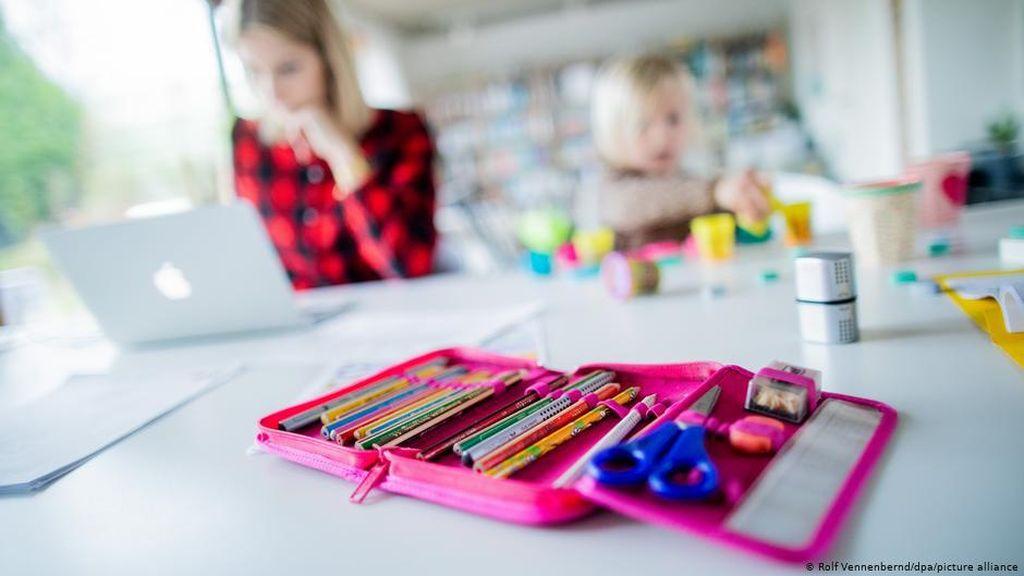 Jerman Izinkan Sekolah Tatap Muka, Anak-anak Kembali ke Sekolah