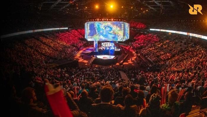 Turnamen Esports League of Legends Worlds Championship