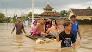 7 Dusun di Jombang Terendam Banjir Setinggi 1,5 Meter