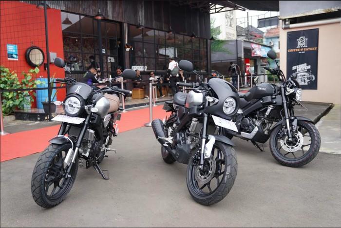 Bikin Yamaha XSR 155 Tambah Ganteng dengan Aksesori Ini