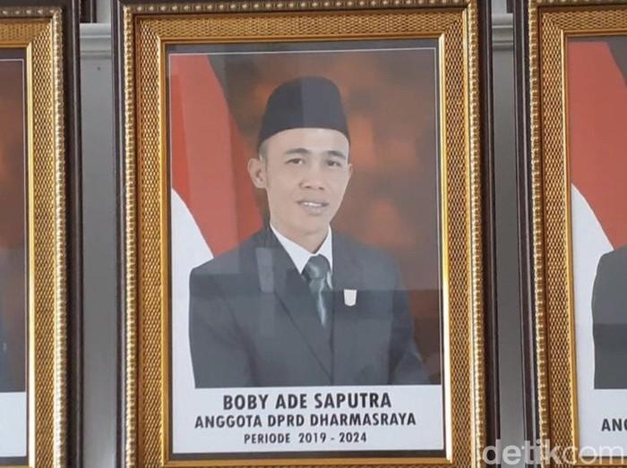 Boby Ade Saputra (Jeka Kampai/detikcom)
