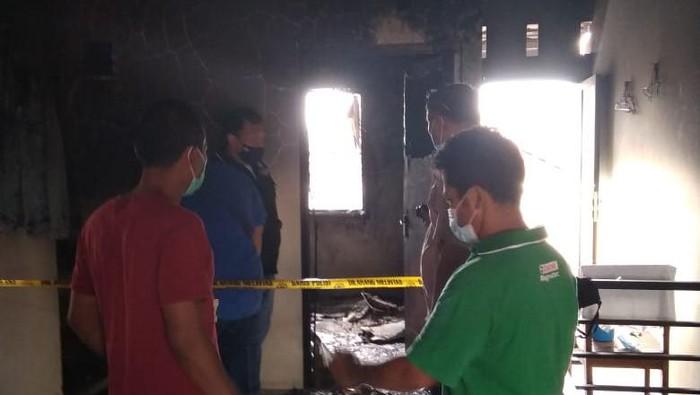 Cerita Tetangga Selamatkan Pria Dibakar Istri di Ciputat Tangsel