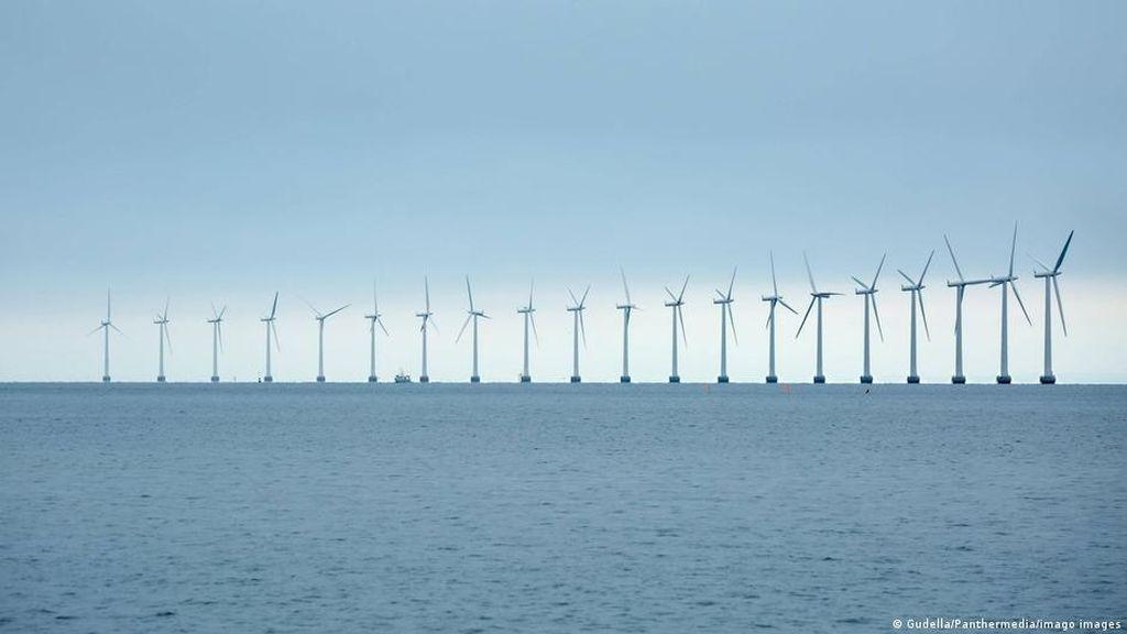 Denmark Bangun Pulau Buatan sebagai Pusat Energi Angin