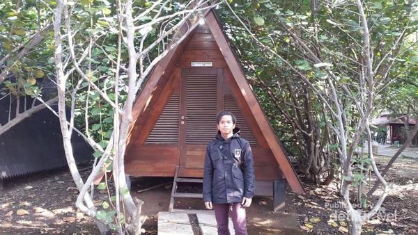 Penginapan di Taman Wisata Alam Mangrove Jakarta