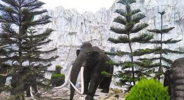 Mammoth zaman es