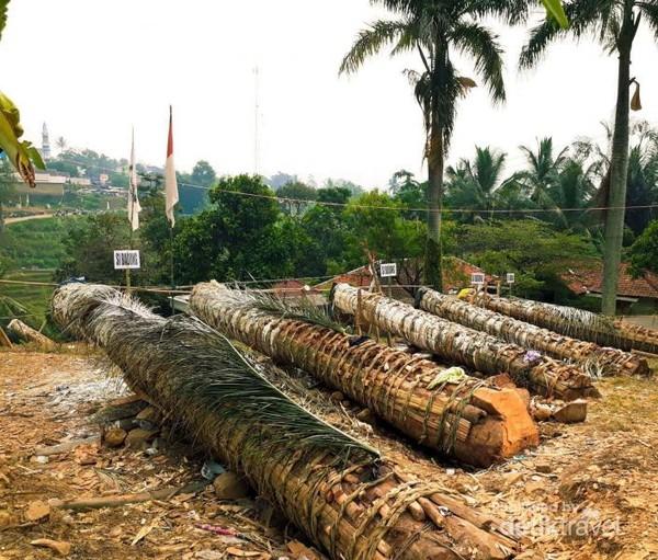 Deretan Kuluwung dari Desa Sukamulya