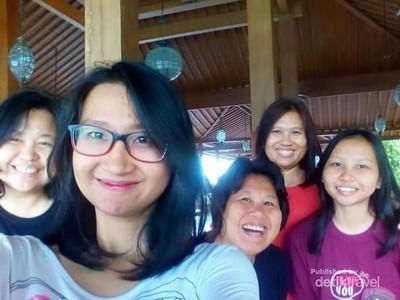 Bukan Bali, Ini Resort Mepet Sawah di Solo