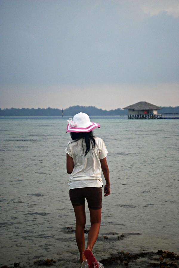 Wanna go there, beach home