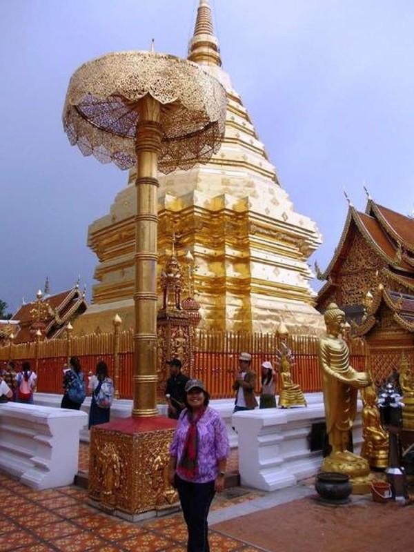 Stupa utama Doi Suthep