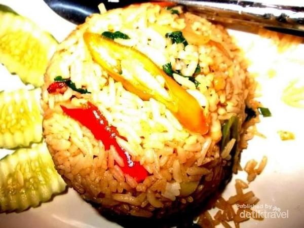 Nasi goreng khas Krabi